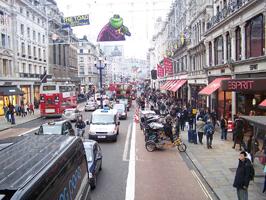 ETCマンツーマン英会話 Busy_Busy_Regent_Street.jpg